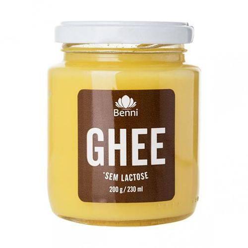 Tudo sobre 'Manteiga GHEE 200g - Benni'