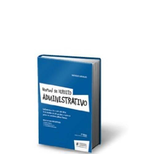 Manual de Direito Administrativo - 02 Ed