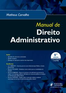 Manual de Direito Administrativo (2019)