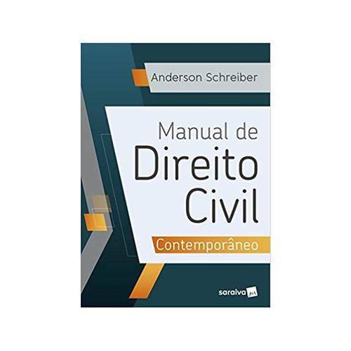 Manual de Direito Civil Contemporâneo 1ªed. - Saraiva