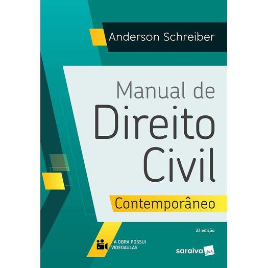 Manual de Direito Civil Contemporaneo - Saraiva