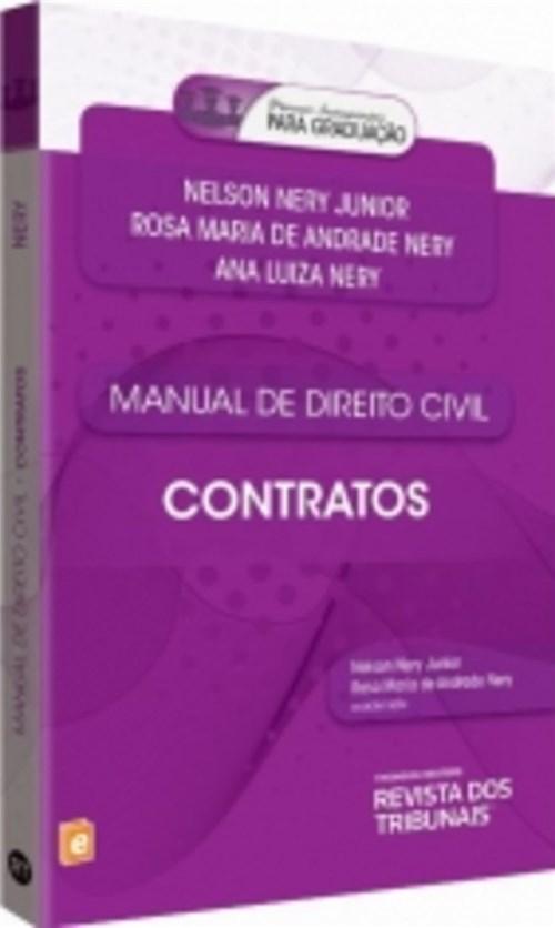 Manual de Direito Civil - Contratos - Rt