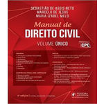 Manual de Direito Civil - Volume Unico - 06 Ed