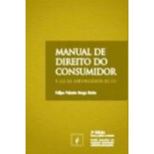 Manual de Direito do Consumidor - Juspodium