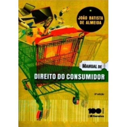 Manual de Direito do Consumidor - Saraiva