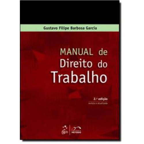 Manual de Direito do Trabalho - 2ª Edicao