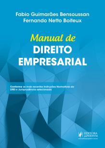 Manual de Direito Empresarial (2018)