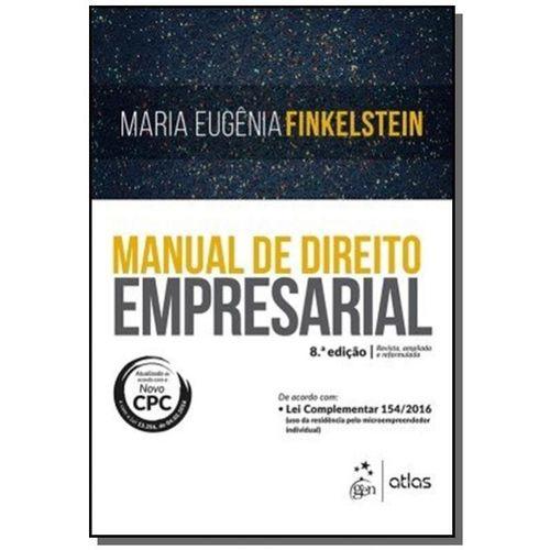 Manual de Direito Empresarial 01