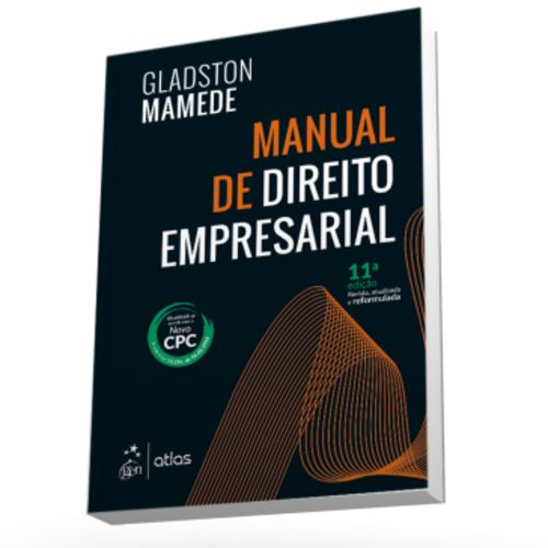 Manual de Direito Empresarial - 11ª Ed.