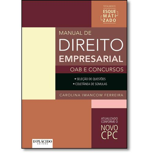 Manual de Direito Empresarial11