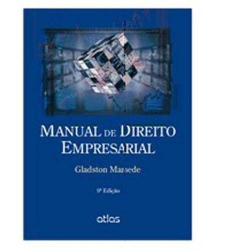 Manual de Direito Empresarial - 9 Ed
