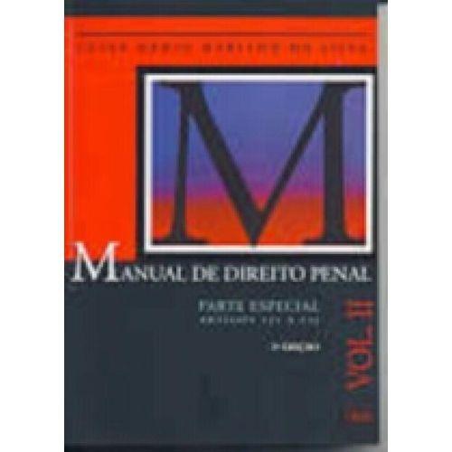 Manual de Direito Penal - V. 02 - Parte Especial