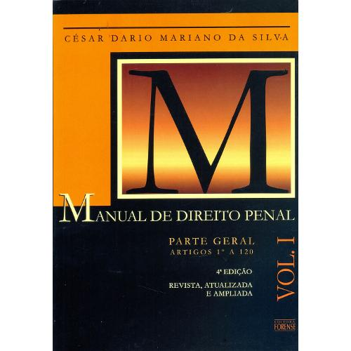 Manual de Direito Penal - Volume 1