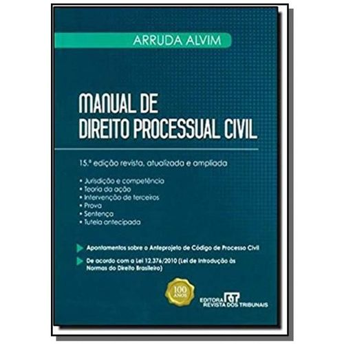 Manual de Direito Processual Civil 06