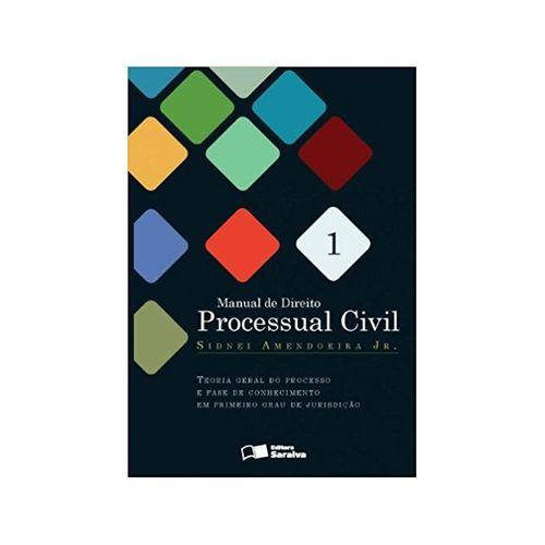 Manual de Direito Processual Civil 2ªed. - Saraiva