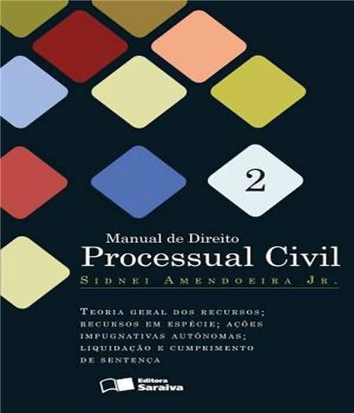 Manual de Direito Processual Civil - Vol 02 - 02 Ed