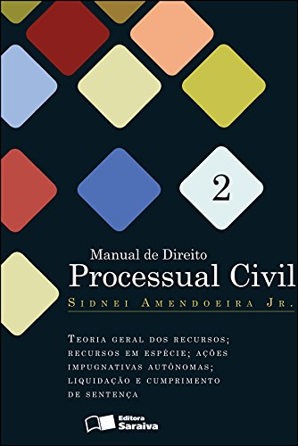 Manual de Direito Processual Civil - Vol. 2