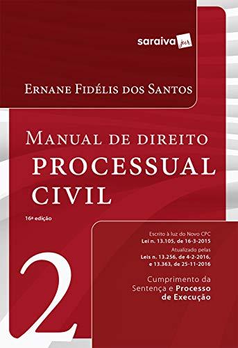Manual de Direito Processual Civil - Volume 2