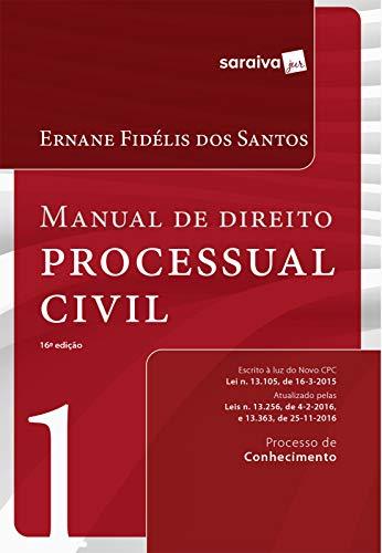 Manual de Direito Processual Civil