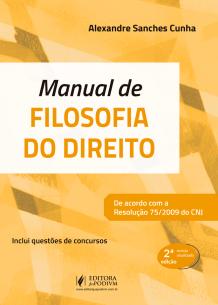 Manual de Filosofia do Direito (2019)