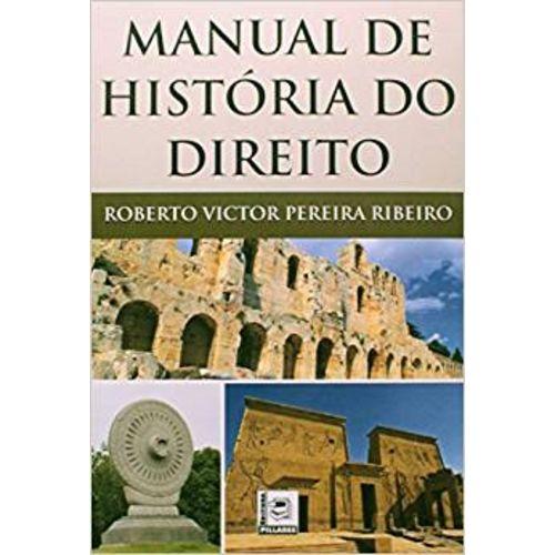 Manual de História do Direito