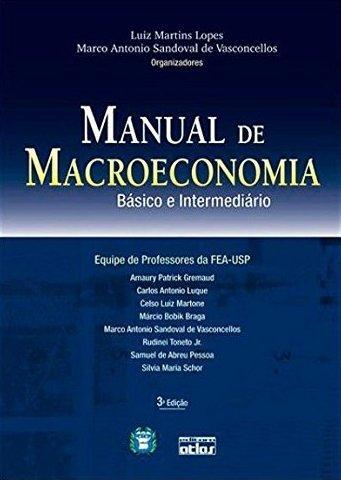 Manual de Macroeconomia - 03Ed/08 - Atlas