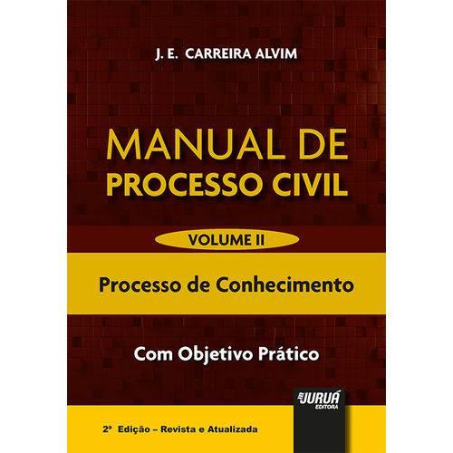 Manual de Processo Civil - Volume Ii