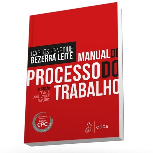 Manual de Processo do Trabalho - Atlas