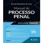 Manual de Processo Penal - Volume Unico - 05 Ed