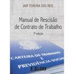Manual de Rescisao de Contrato de Trabalho - Ltr