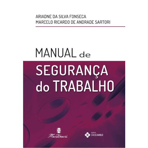 Manual de Seguranca do Trabalho / Fonseca