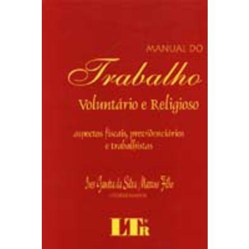 Manual do Trabalho Voluntário e Religioso