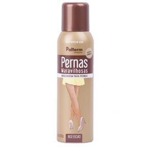 Maquiagem para Pernas Pelterm - 150ML - BEGE ESCURO