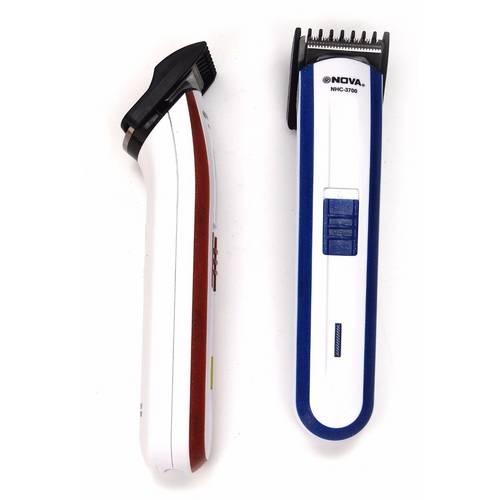 Tudo sobre 'Maquina Aparador Pelos Corta Cabelo Barba Pezinho Recarrega'