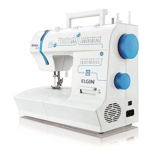 Tudo sobre 'Máquina Costura Genius Plus Jx-4035 Elgin'