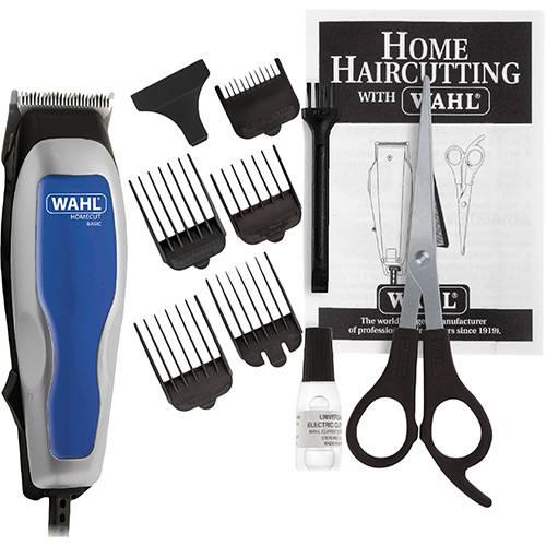 Tudo sobre 'Máquina de Cortar Cabelo Wahl Home Cut Basic'