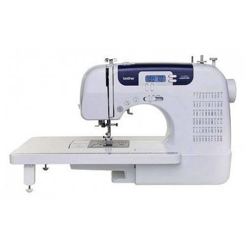 Tudo sobre 'Máquina de Costura Doméstica CS-6000i ,60 Pontos - Brother'