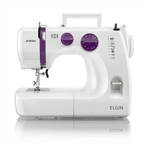Tudo sobre 'Máquina de Costura Prátika Jx-2051 - Elgin'