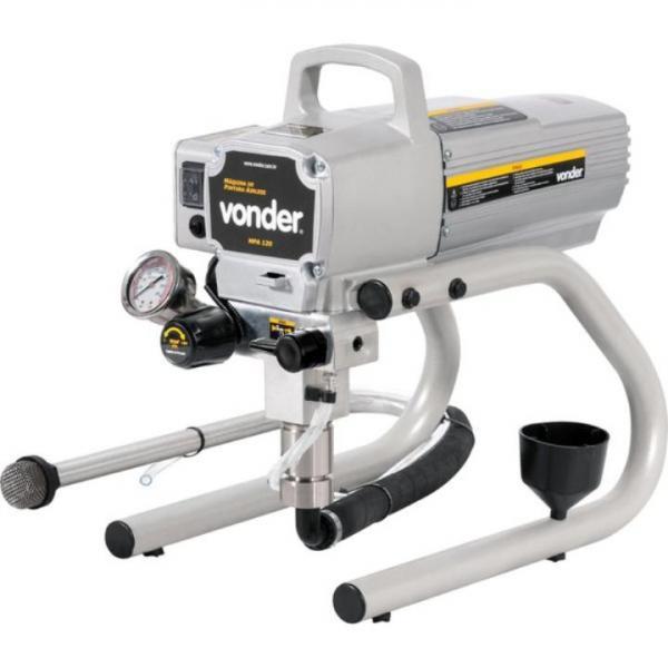 Máquina de Pintura Airless 220V MPA 120 1,2HP VONDER