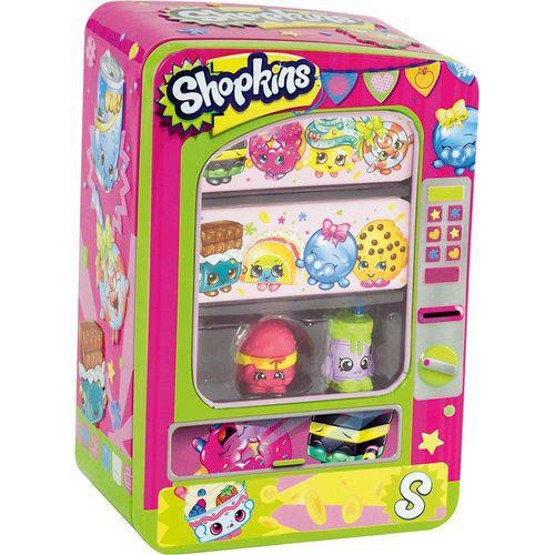 Tudo sobre 'Máquina de Shopkins'