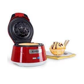 Máquina de Waffle Bowl Cestinha Cadence