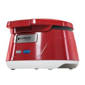 Máquina de Waffle Cadence Bowl Cestinha Vermelha - WAF101 - 110 V