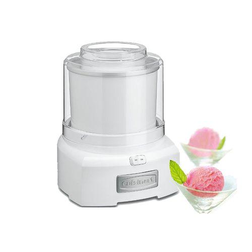 Tudo sobre 'Máquina para Sorvete Branca Cuisinart -127v Ice-21'