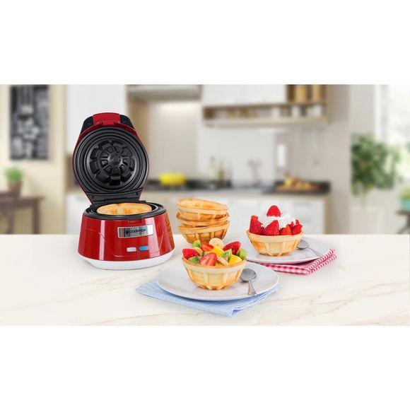 Máquina Waffle Maker Waf101 127V Cadence