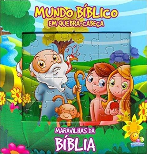 Maravilhas da Bíblia - Mundo Bíblico em Quebra-Cabeça