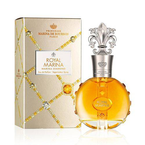 Tudo sobre 'Marina Bourbon Royal Diamond Feminino 30ml'