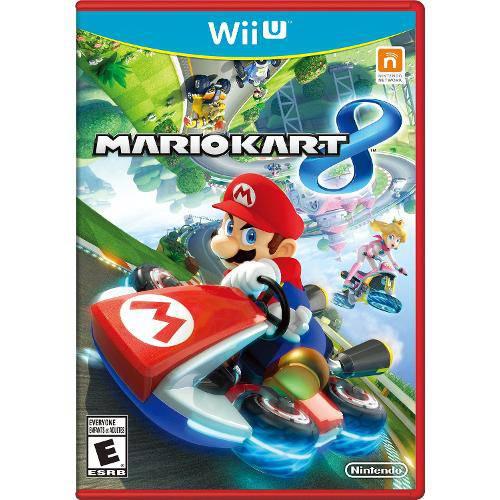 Tudo sobre 'Mario Kart 8 - Wii U'