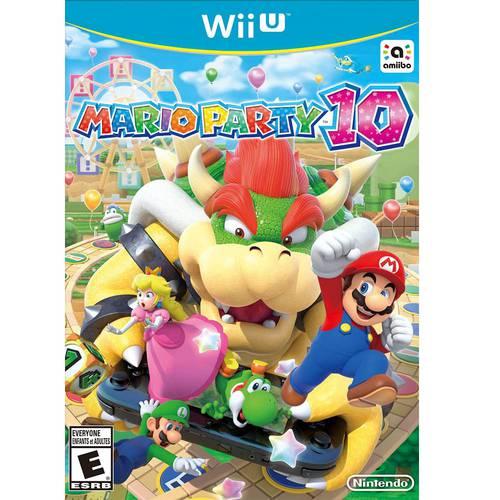 Tudo sobre 'Mario Party 10 Wii U'