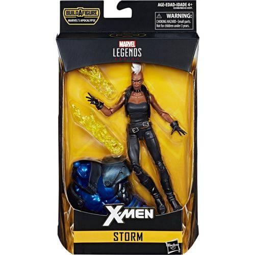 Tudo sobre 'Marvel Legends X-Men Storm - Hasbro'