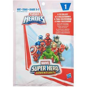 Tudo sobre 'Marvel Super Hero Mini Sortido - Playskool'